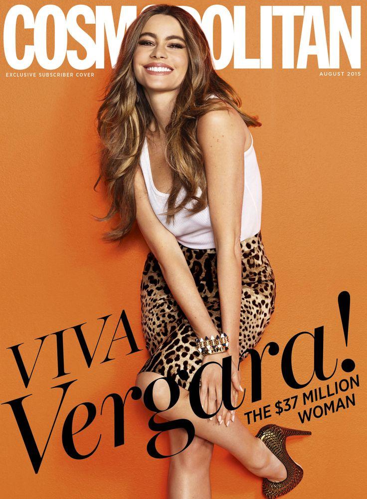 Sofia Vergara on battling cancer and loving Joe Manganiello  - Cosmopolitan.co.uk