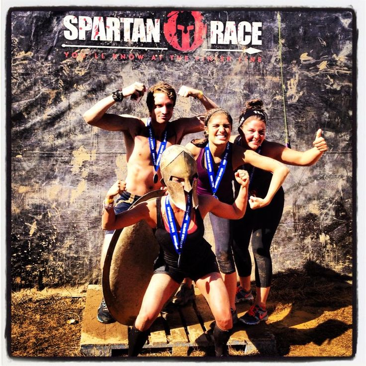 How to train for a super spartan race