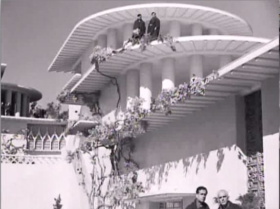 Architecture of Film: Architecture of Lost Horizon [1937]