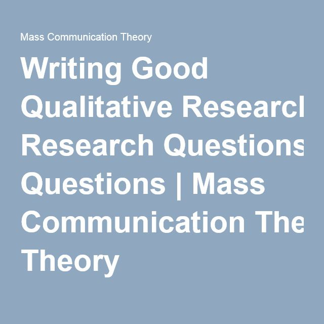 master thesis proposal qualitative How do you write methodology in ms thesis (more likely philosophical if it is a qualitative study) here is a good paper guide how to write a master's thesis.