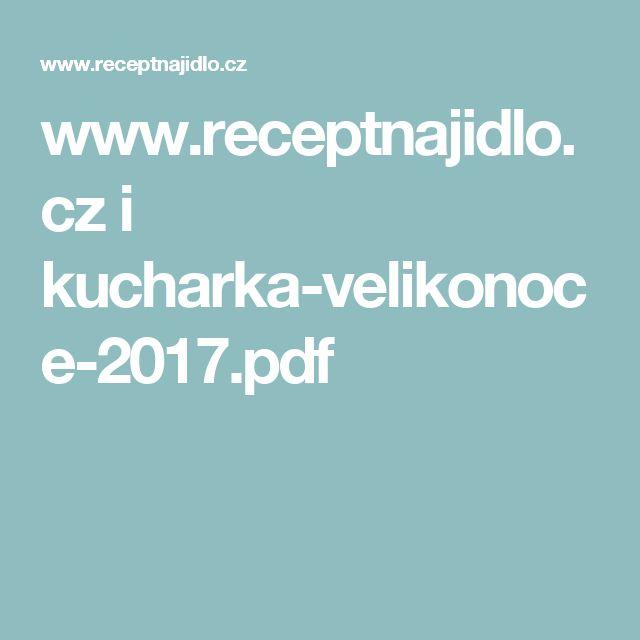 www.receptnajidlo.cz i kucharka-velikonoce-2017.pdf