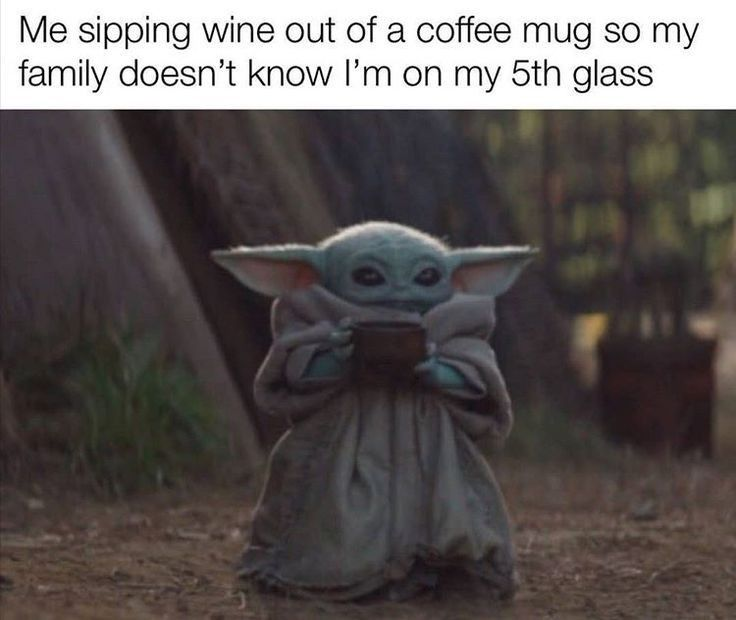 Pin By Laura Peaire On Baby Yoda In 2020 Yoda Meme Yoda Funny Memes