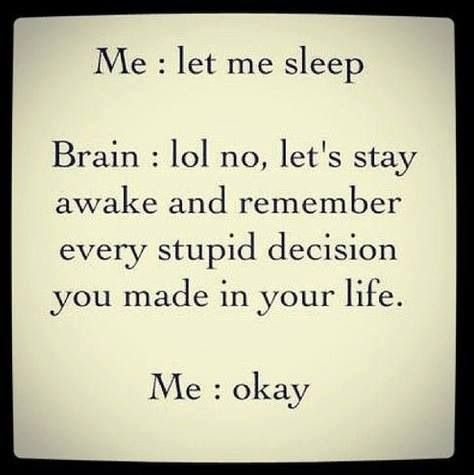 Really  I can't sleep so I'm pinning about not being able to sleep.