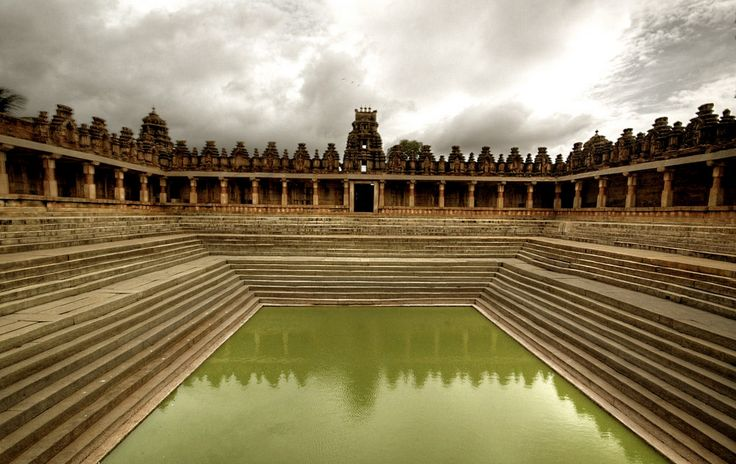 """""""The spectacular Bhoganandeshwara temple. Built in 810 AD, that makes it over 1200 years old. It is dedicated to lord Shiva and located at the base of Nandi hills, off Bangalore. It is typical of the Hoysala architecture.  It is old, majestic and beautiful. """" #GypsyRoute"""