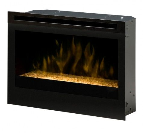 Dimplex - Electric Fireplaces » Fireboxes & Inserts » Products » 25