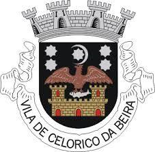 Bandeira e Armas da Vila de Celorico da Beira