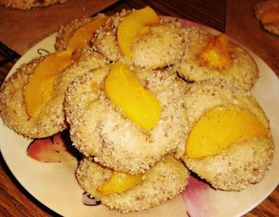 Peaches and Cream Cookies from Joanne Fluke's Cinnamon Roll Murder. NewsTribune…