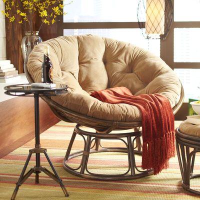 Papasan Cushion - Plush Khaki & 38 best Papasan Chairs images on Pinterest | Papasan chair ... islam-shia.org