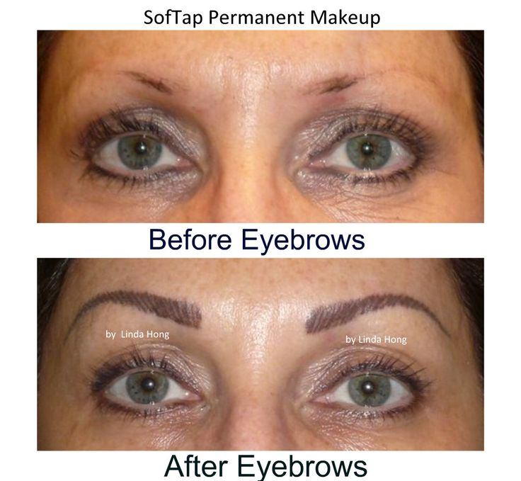 how to give your eyebrows an arch