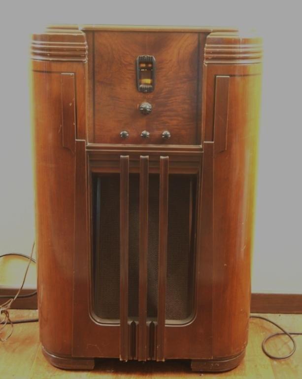 Philco Floor Model 1930 S Radio Had An Aunt Amp Uncle That