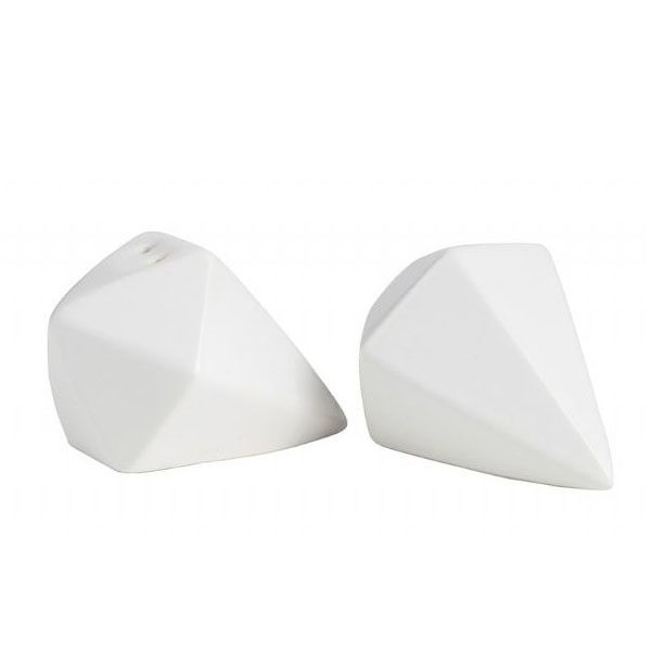 Origami Salt & Pepper Shakers