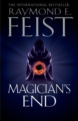 Magician's End (The Chaoswar Saga, Book 3) by Raymond E. Feist, http://www.amazon.co.uk/dp/B00A6265BK/ref=cm_sw_r_pi_dp_ftW.vb01TC3WG