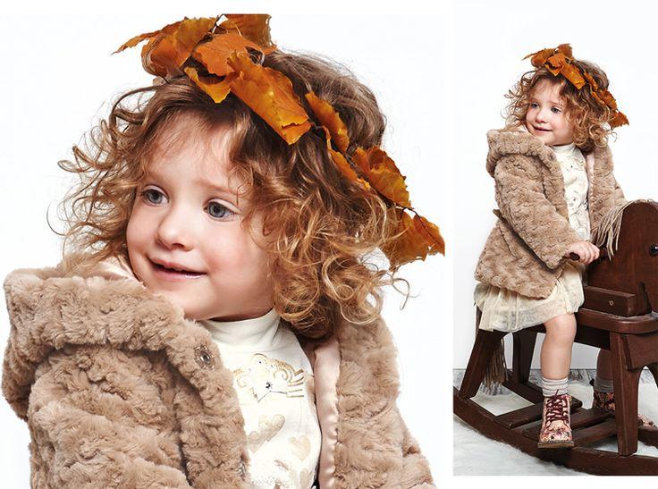 #iDOkidswear #fashionkids #autunnoinverno #fallwinter #fw17 #fw2017 #kidsfashion #AI16 #babygirl #baby #newcollection