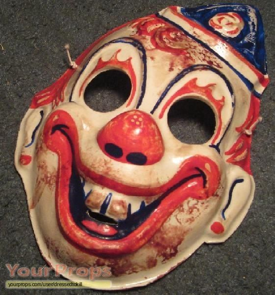 Michael Myers Rob Zombie Clown | Halloween (Rob Zombie's), young michael myers clown mask