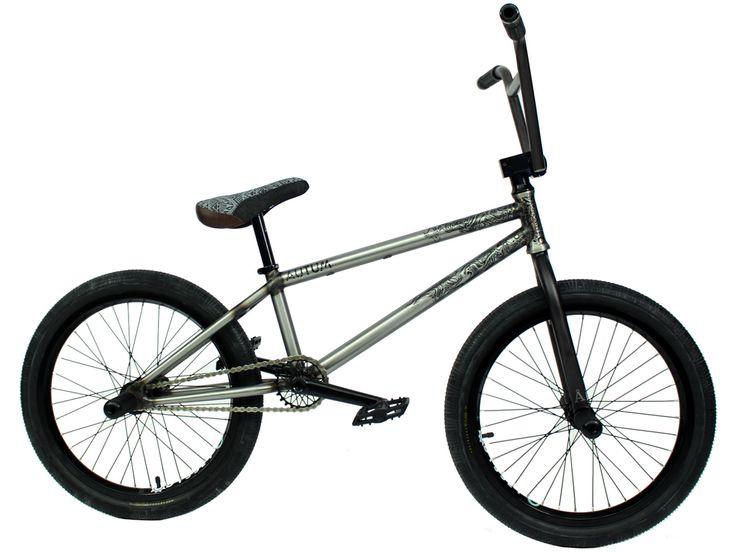 "kunstform ""Autum Katze"" Custom BMX Bike - Black Swirl   kunstform BMX Shop & Mailorder - worldwide shipping"