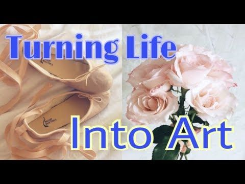 Turning LIFE into ART//messy thoughts //Poetry - YouTube