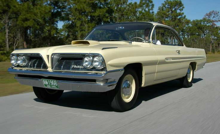 Muscle American Muscle Cars >> '61 Pontiac Catalina | American Muscle & Classic Cars | Pinterest | Pontiac catalina and Cars