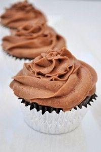 Receta de Cobertura para Cupcakes de Nutella