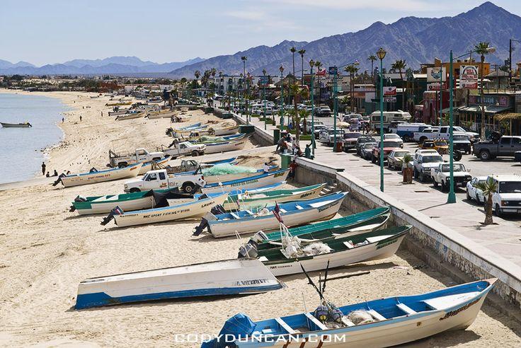 Playa San Felipe. El potencial del turismo es de suma importancia.