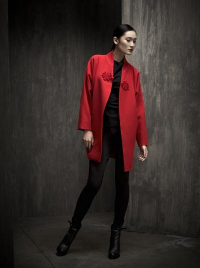 Shanghai Tang women fashion | Shanghai Tang Website