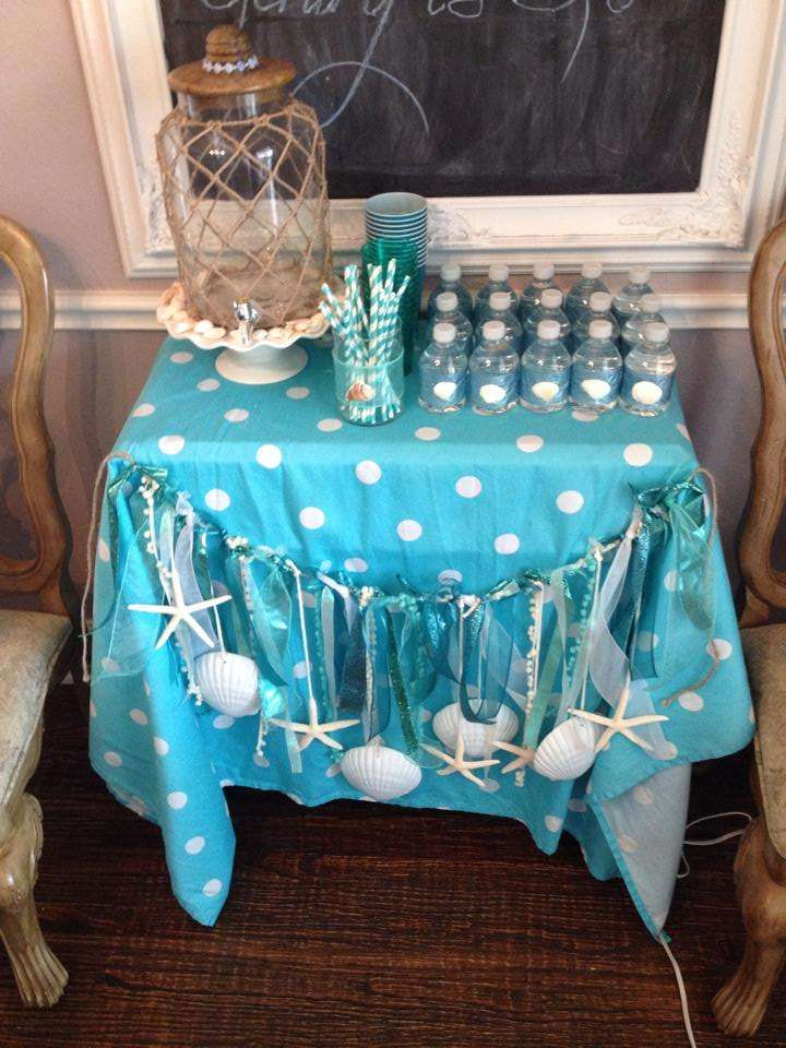 Pirates and Mermaids Birthday Party Ideas   Photo 1 of 45   Catch My Party