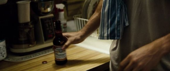 Man of Steel BUDWEISER BEER BOTTLE #HenryCavill #ClarkKent #Drink #ProductPlacement