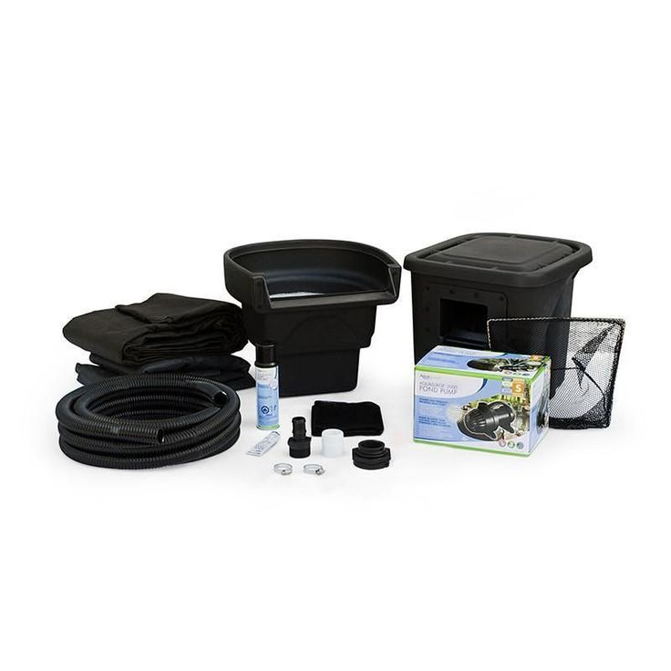 Aquascape® DIY Backyard Pond Kit 4' x 6' #Ponds #GardenPond