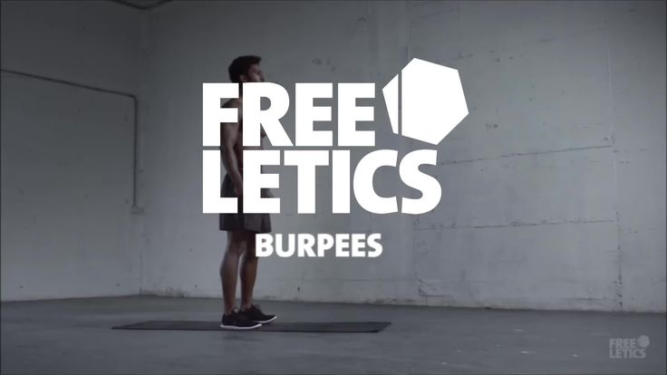 How to do Burpees - Freeletics Instructor Video