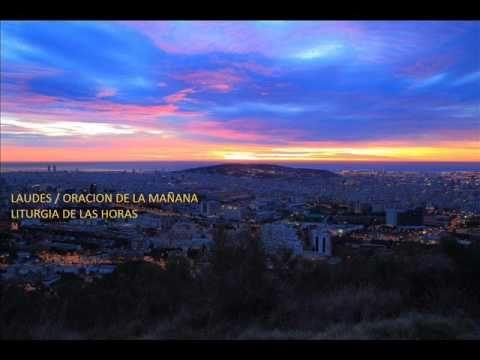 El Rincon de mi Espiritu: Laudes - Oración de la mañana - Viernes 24 de Marz...