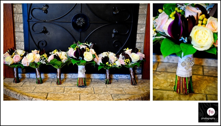 Our flowers! From Willow Haven in Canmore