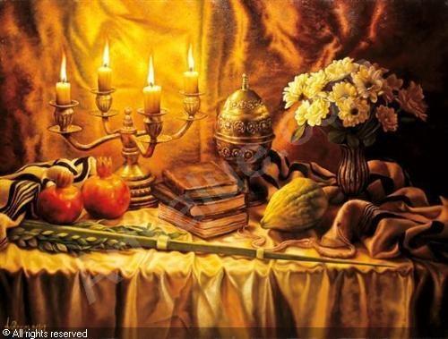 Sukkot Altar