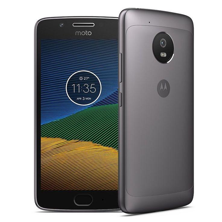 Motorola Moto G5 16GB ROM 3GB RAM Smartphone – GRAY