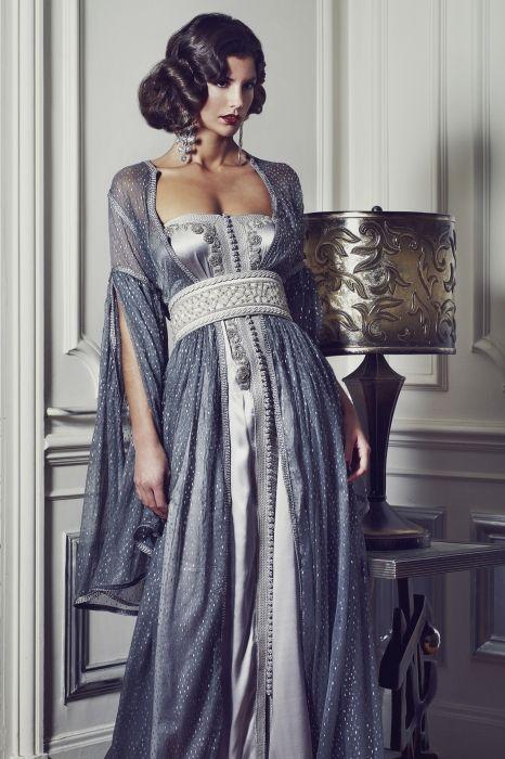 2013 - Fatna Farkh   Caftan haute couture