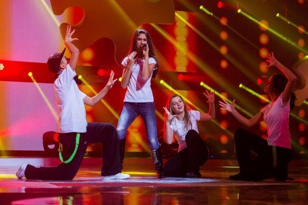 FYR Macedonia: Ivana Petkovska and Magdalena Aleksovska will sing at Junior Eurovision 2015