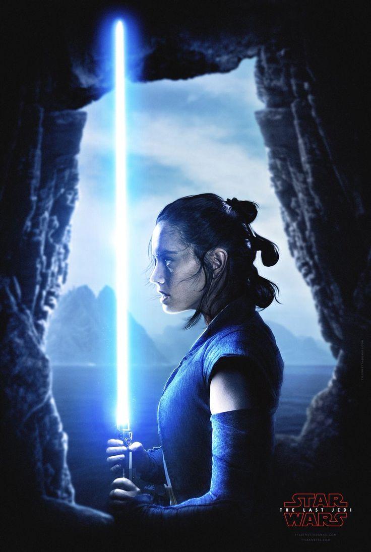 Rey - The Last Jedi #starwars