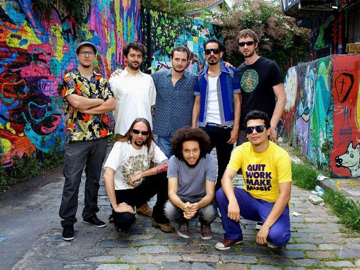 """A mini orquestra paulista Liquidus Ambiento lança oficialmente o seu segundo álbum em vinil, intitulado """"Oyster"""", em um show inédito para o público da Serralheria."""