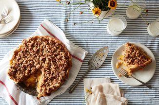 Third Generation Peach Pie Rezept auf Food52 Rezept auf Food52   – desserts