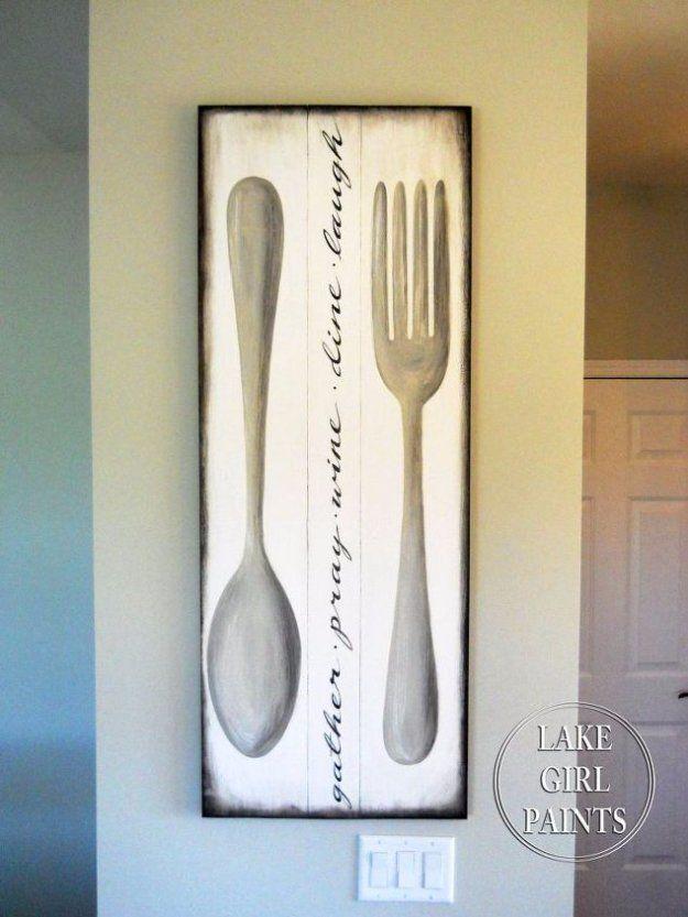 Best 25+ Dining room wall art ideas on Pinterest   Dining ...