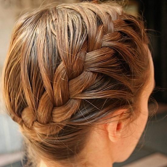 hair styles for heavy 25 best ideas about side braids on 8472
