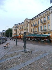 Karlstad - another amazing Swedish city that shouldn't be passed by! http://www.swedishfreak.com/travel/karlstad/