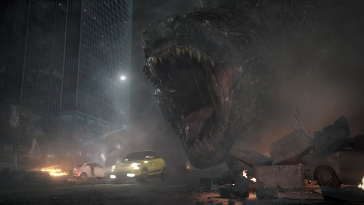 Mike Dougherty Teases Fans With Halloween Themed Godzilla 2 Wrap Pics