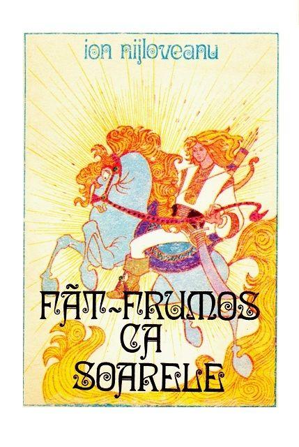 Laurentiu Sarbu illustrations for Fat Frumos Ca Soarele