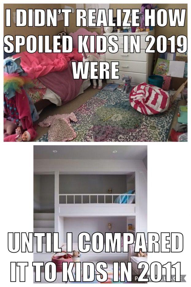 Pin By Riya Barnett On Funny Memes Spoiled Kids Storage Bench Home Decor