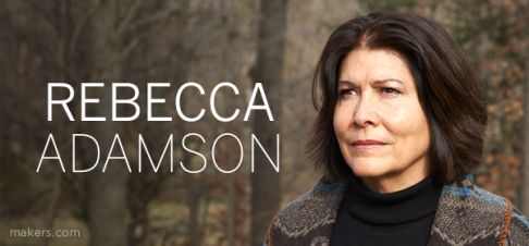 Cherokee and Indigenous Economist Rebecca Adamson on MAKERS: Women who make America, 2013