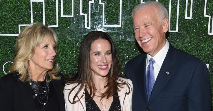 Joe Biden's daughter is starting a clothing line, and how she's doing it is making her dad proud | Rare