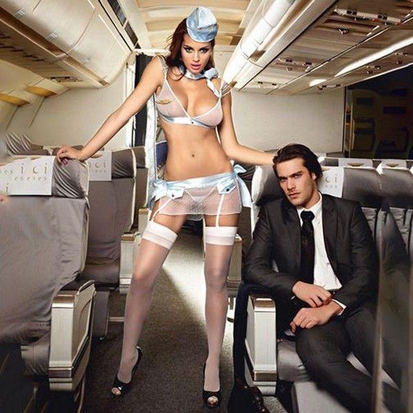#Flugbegleiterin #Kostüm #Stewardess #Lingerie #Erotik #Dessous #Sextoys