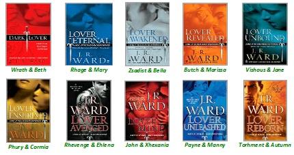 10 books, 10 love stories...