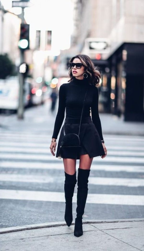 8b3cc23ab58 60 Chic Christmas Party Outfit Ideas 2017