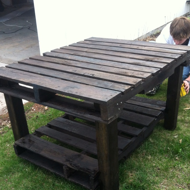 103 Best Recycled Pallet Projects Images On Pinterest