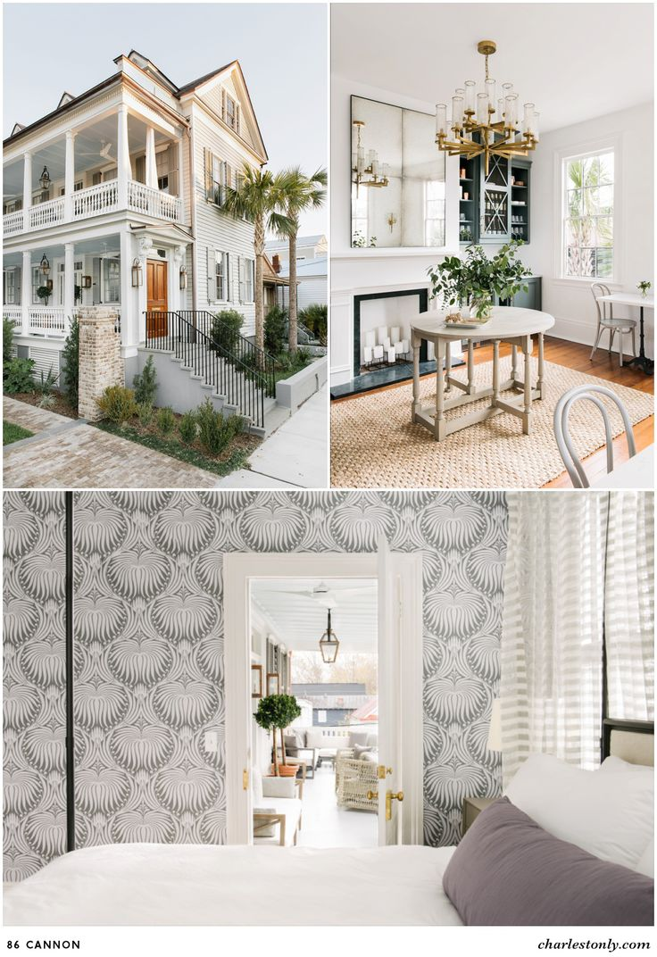 charleston home design%0A From a colorful Mexican dive to a lively French oyster bar and an elegant  boutique inn